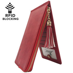 Handbags - Women's RFID Blocking Bifold Multi Card Organizer